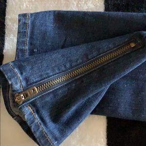 J Brand Jeans - J Brand Phoebe Zipper leg Jean